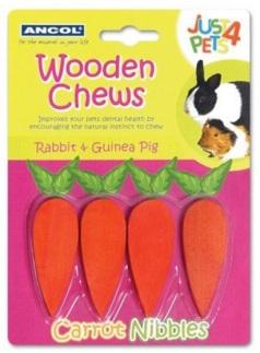 carrot chews