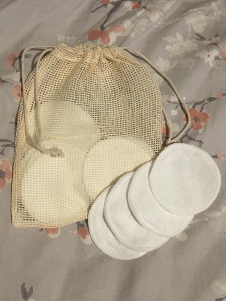 reusable face pads