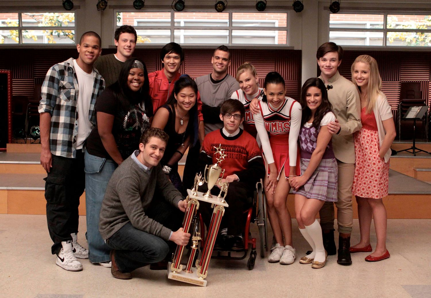 cast-of-Glee