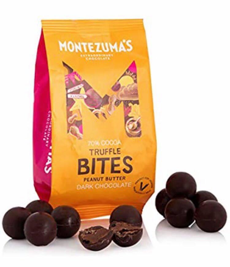 Montezuma's truffle bites