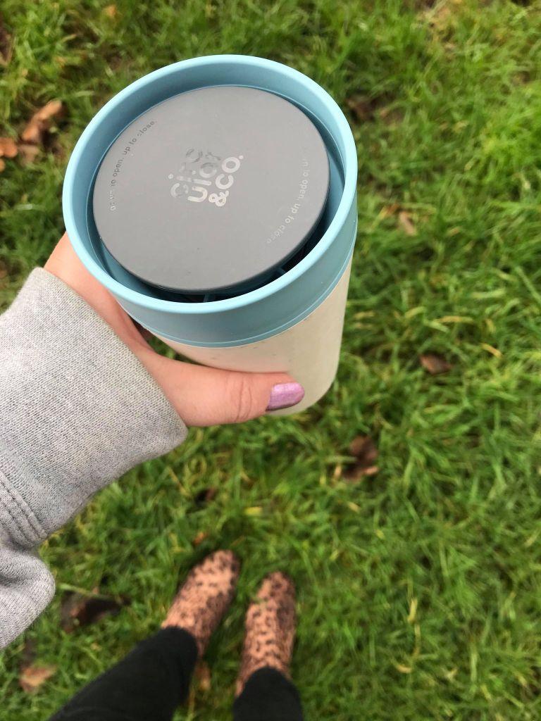 Circular&Co. Reusable coffee cup